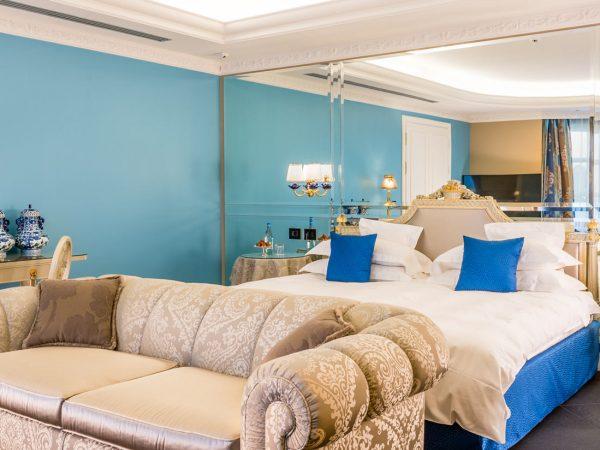 Hotel Villa e Palazzo Aminta Belvedere Suite Lake view