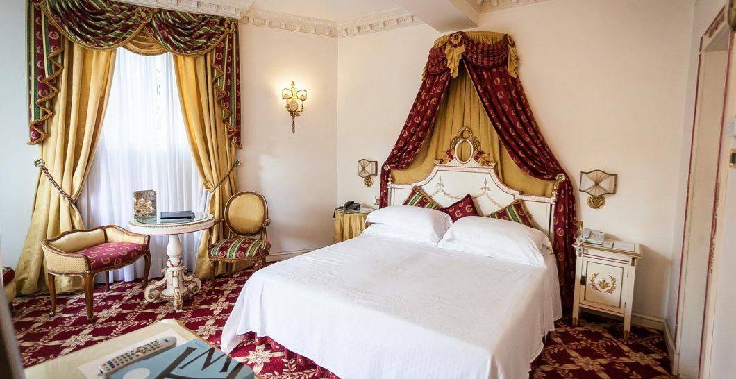 Hotel Villa e Palazzo Aminta Deluxe Villa Amintina Lake View room
