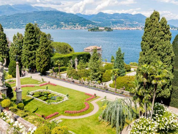 Hotel Villa e Palazzo Aminta Garden View