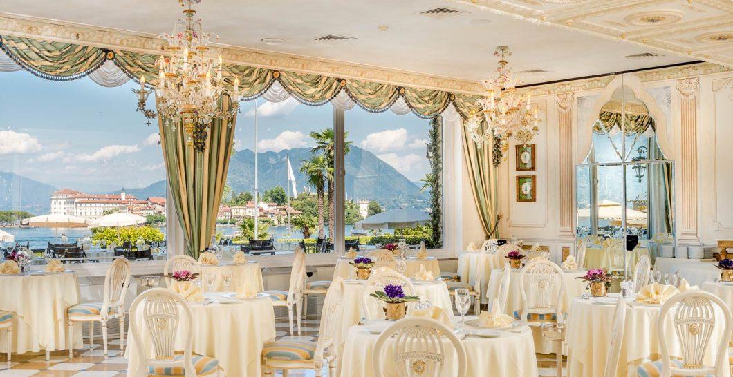 Hotel Villa e Palazzo Aminta Gourmet Restaurant Le Isole
