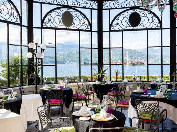 Hotel Villa e Palazzo Aminta Italian Restaurant I Mori