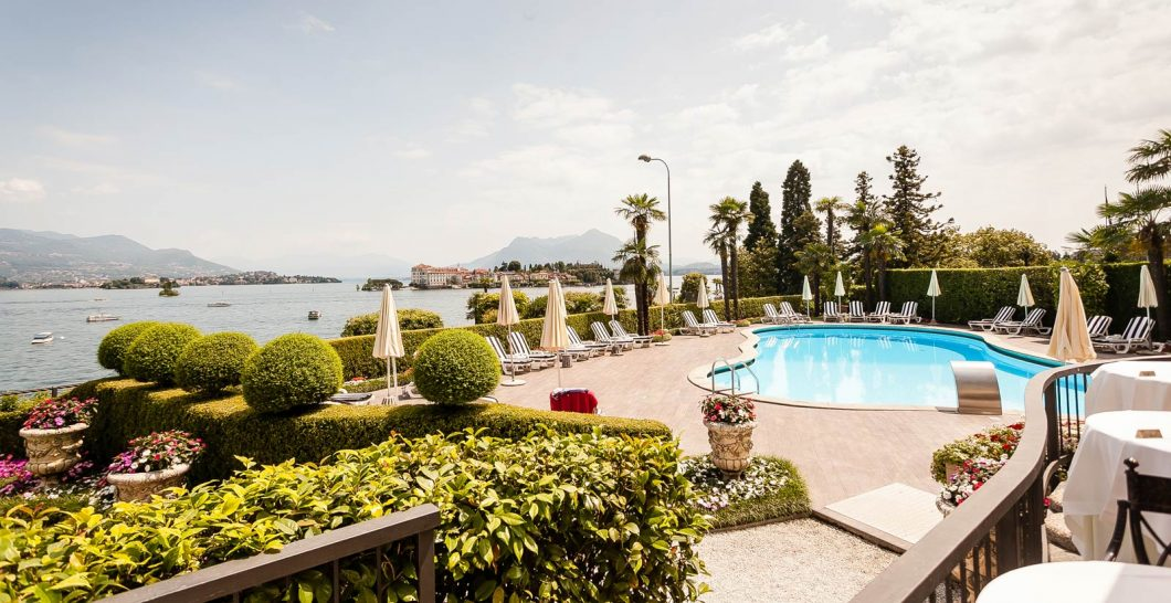 Hotel Villa e Palazzo Aminta Pool