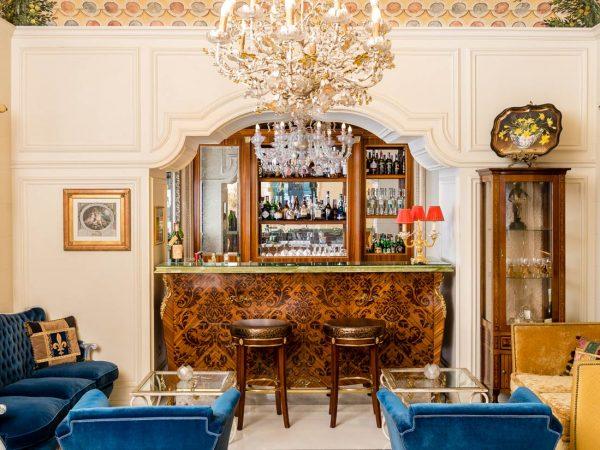 Hotel Villa e Palazzo Aminta Principi Bar