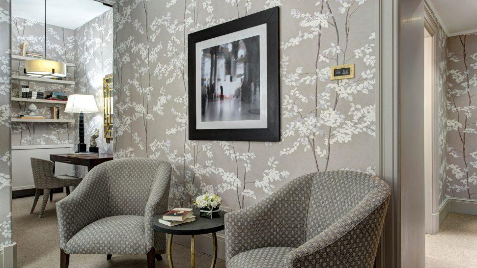 Hotel de Russie Deluxe Room