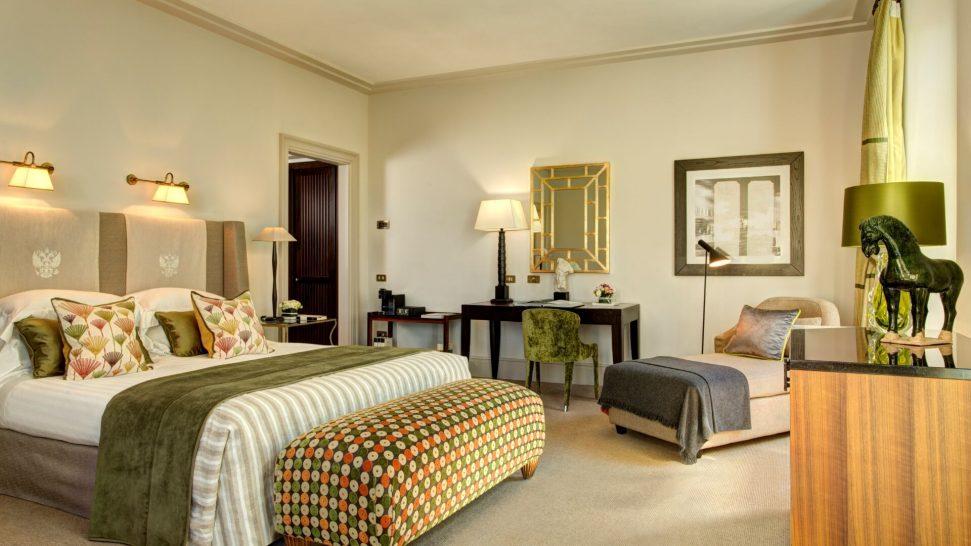 Hotel de Russie Junior Suite