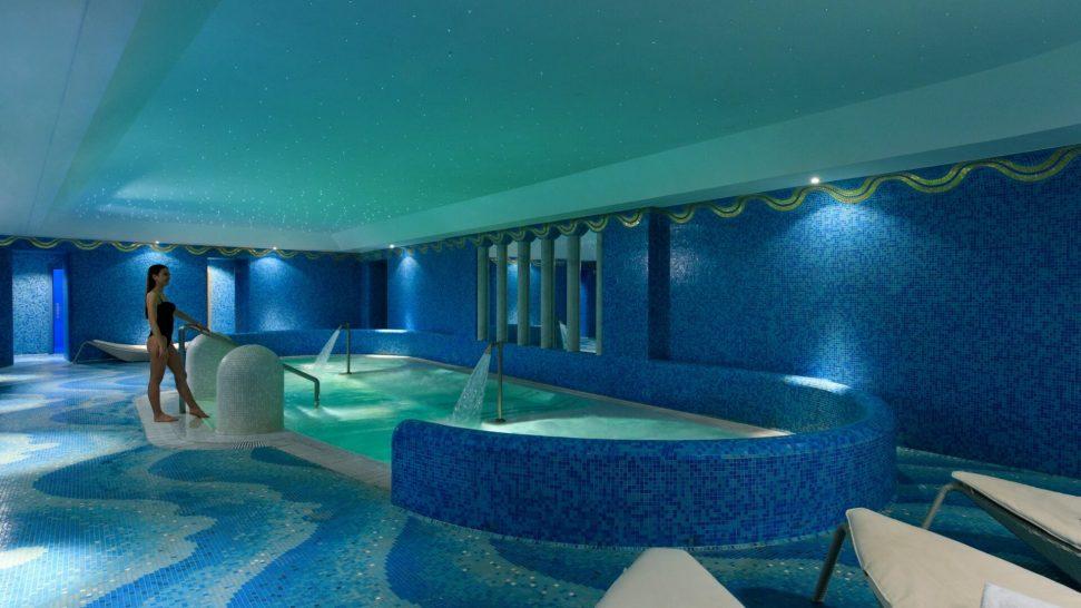 Hotel de Russie Pool