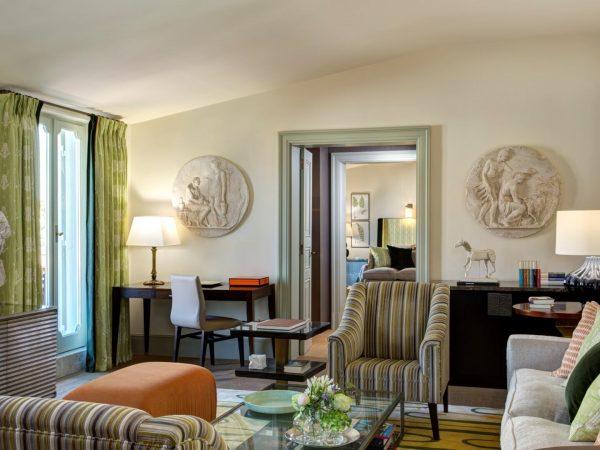 Hotel de Russie Popolo suite