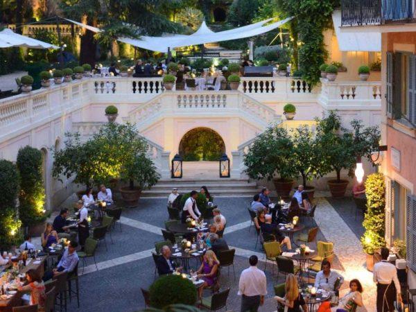 Hotel de Russie Stravinskij Bar