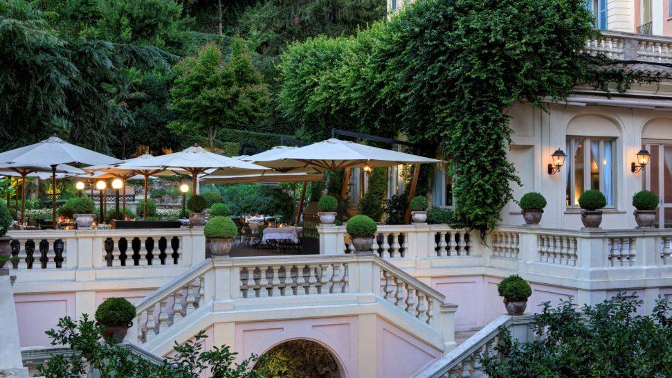 Hotel de Russie The Russian Garden