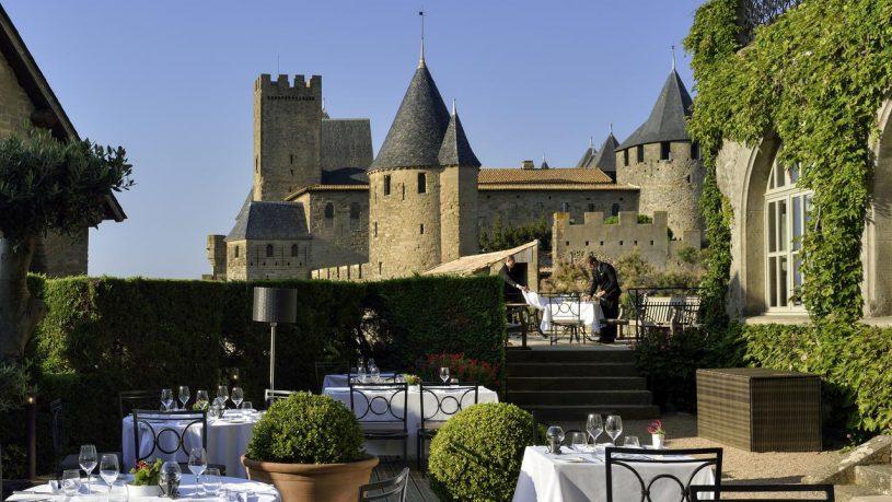 Hotel de la Cite Carcassonne Hotel