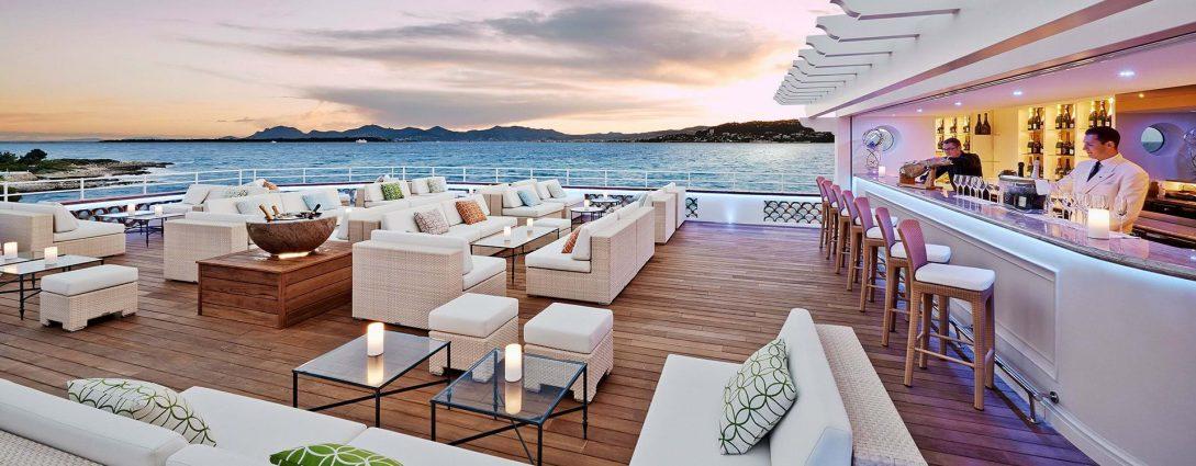 Hotel du Cap Eden Roc Eden-Roc Champagne Lounge