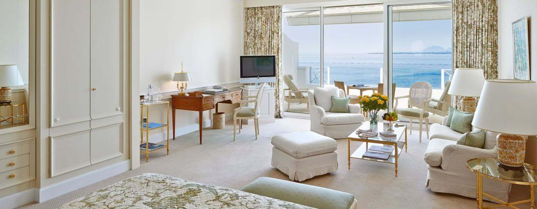 Hotel du Cap Eden Roc Junior Suite