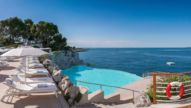 Hotel du Cap Eden Roc Sea View