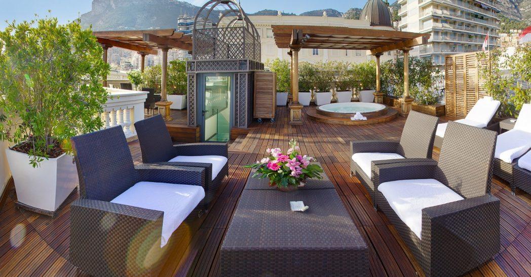 Hotel Hermitage Monte Carlo Diamond Duplex Suite