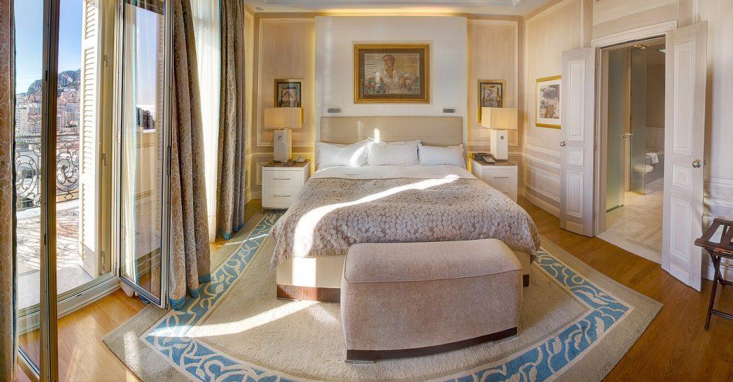 Hotel Hermitage Monte Carlo Diamond Suite 740