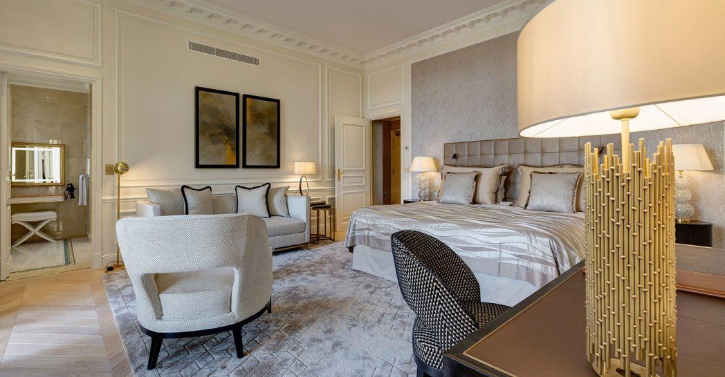 Hotel Hermitage Monte Carlo Diamond Suite Riviera