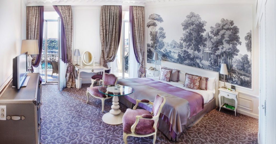 Hotel Hermitage Monte Carlo Exclusive Room Sea View With Terrace