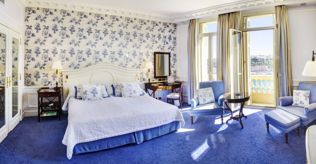 Hotel Hermitage Monte Carlo Junior Suite Sea View