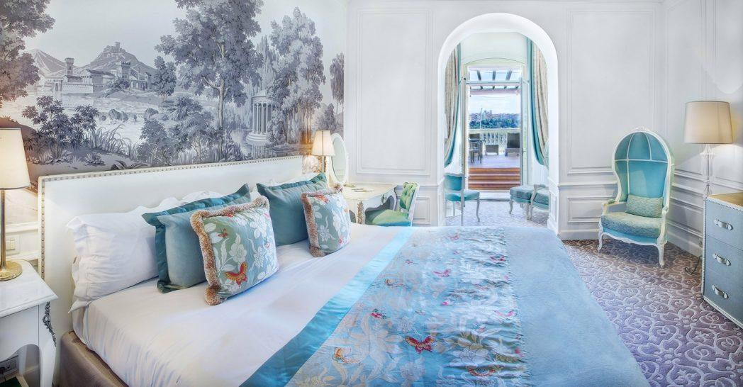 Hotel Hermitage Monte Carlo Junior Suite Sea View With Terrace