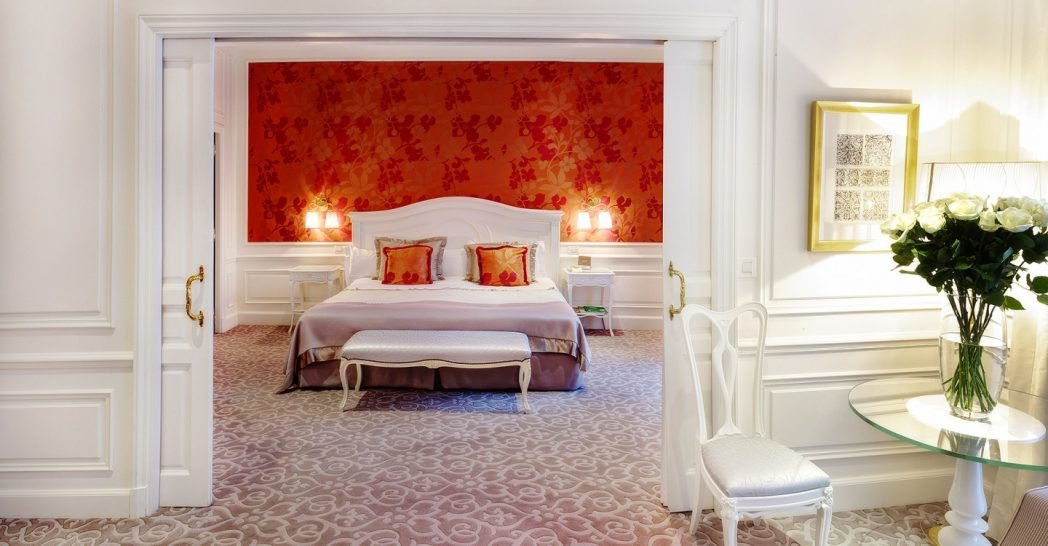Hotel Hermitage Monte Carlo Suite City or Courtyard View