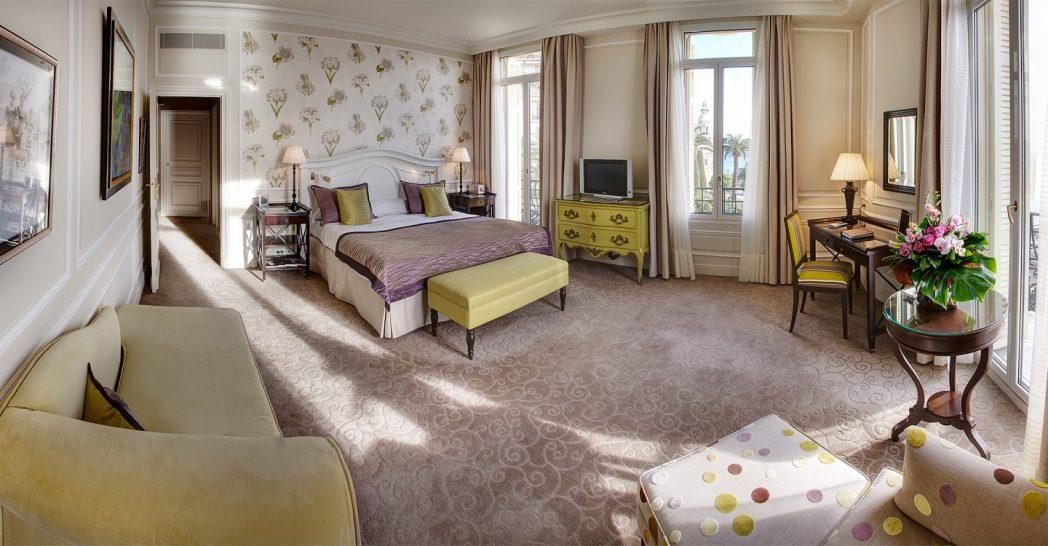 Hotel Hermitage Monte Carlo Suite Sea View