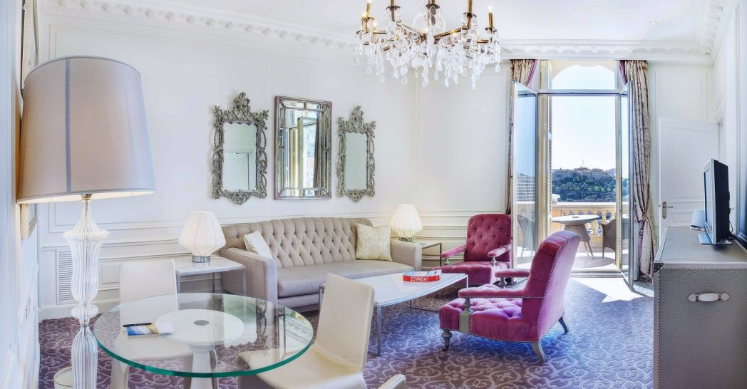 Hotel Hermitage Monte Carlo Suite Sea View With Terrace