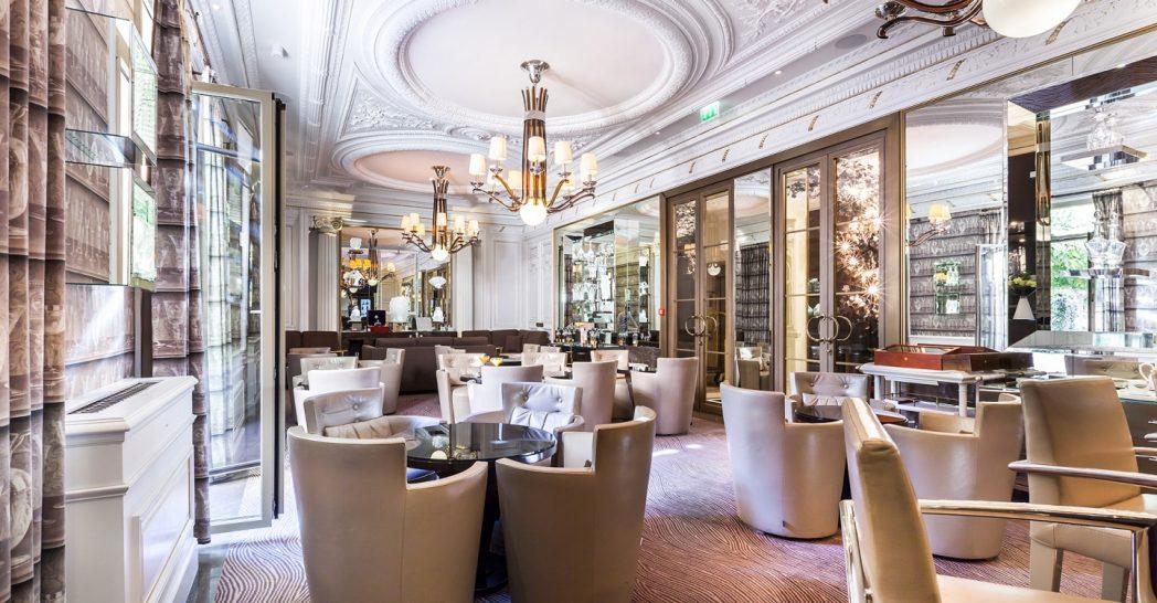 Hotel Hermitage Monte Carlo The Crystal Bar