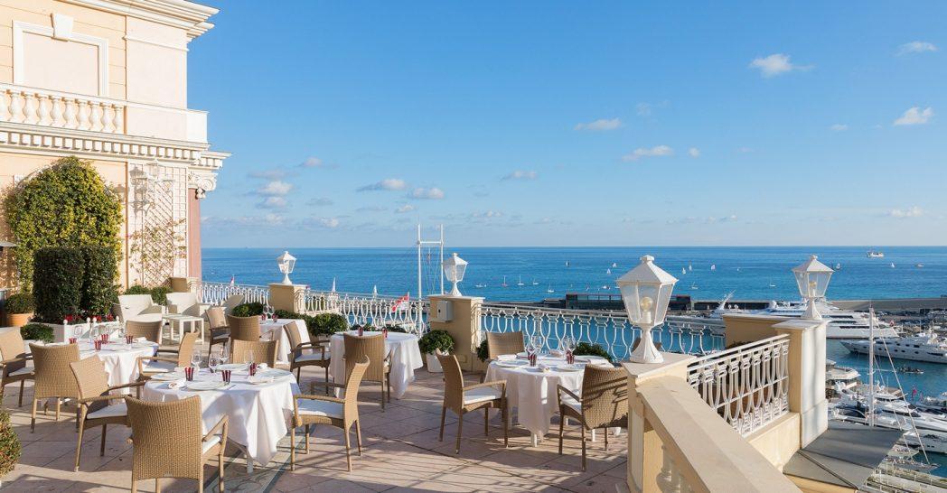 Hotel Hermitage Monte Carlo The Vistamar