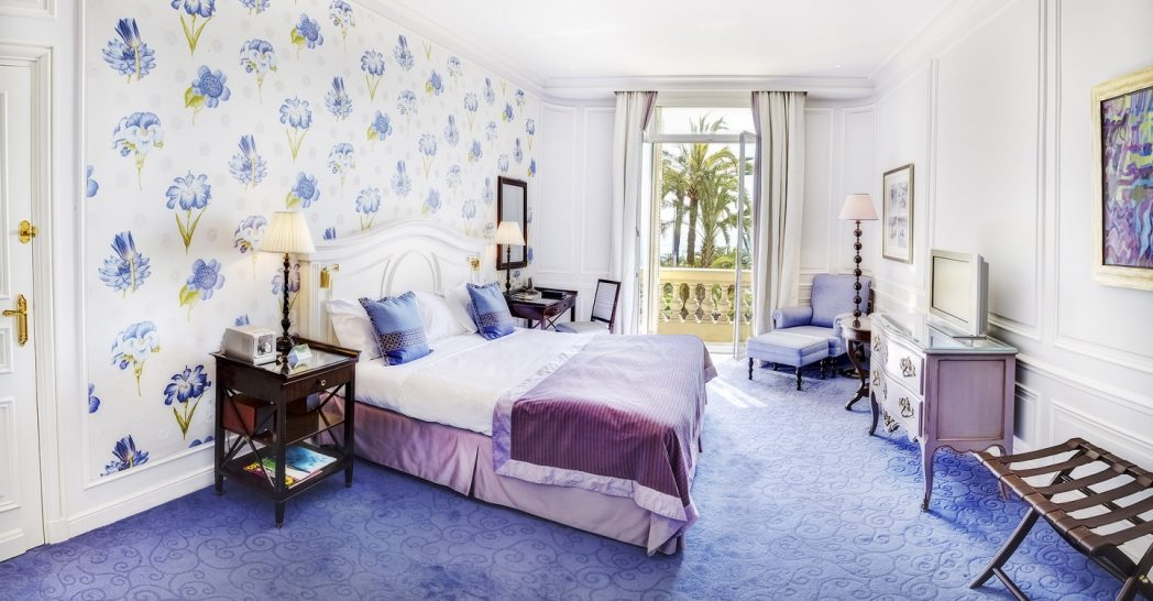 Hotel Hermitage Monte Carlo vExclusive Room Sea View