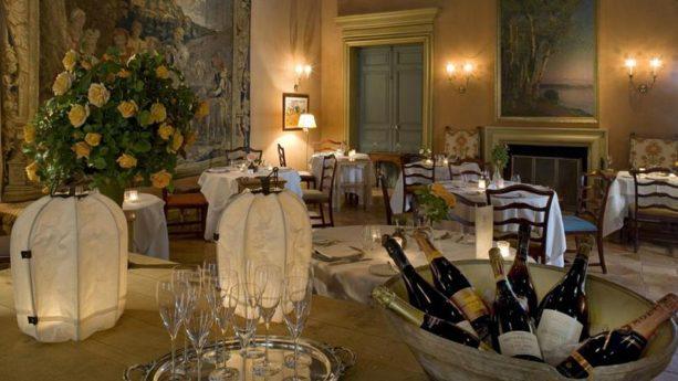Hotel La Mirande Bar