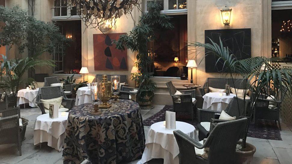 Hotel La Mirande Gastronomic Restaurant