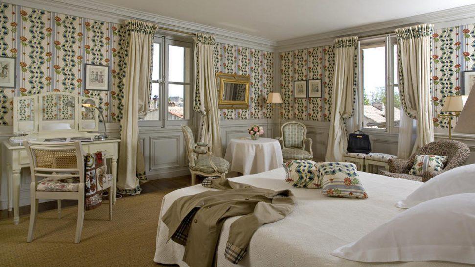 Hotel La Mirande King Bed Double