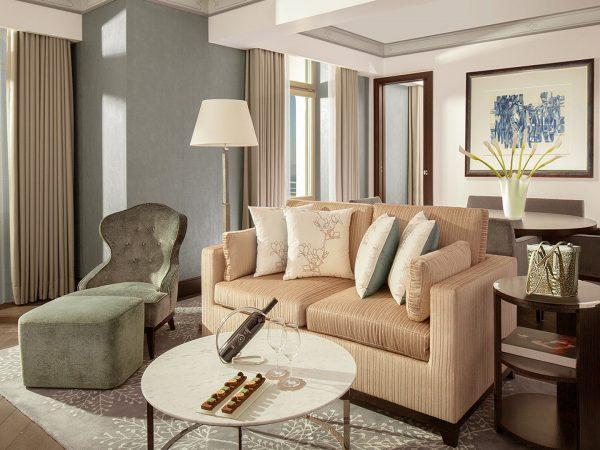 Hotel Royal Savoy Lausanne Executive Suite Lake View