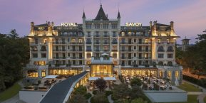 Royal Savoy Hotel and Spa Lausanne
