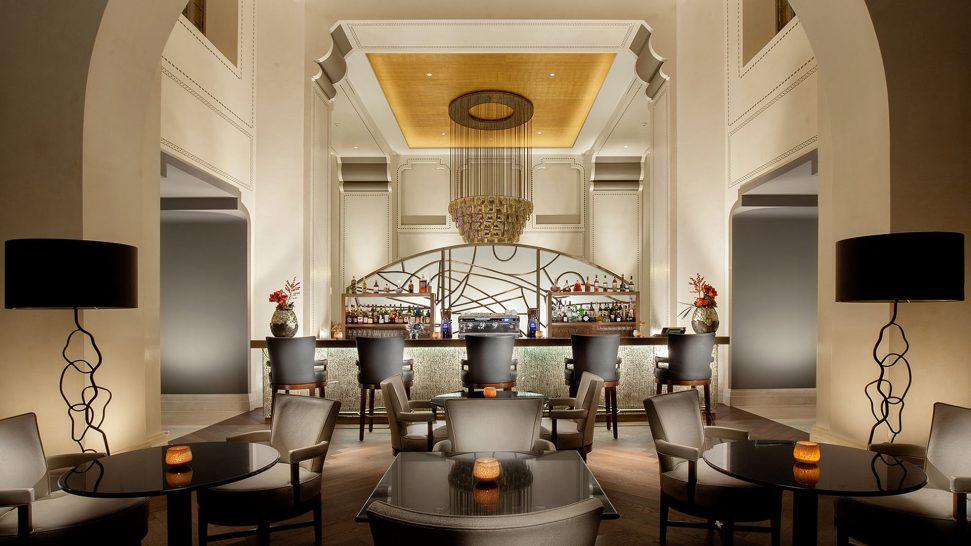 Hotel Royal Savoy Lausanne Lounge Bar