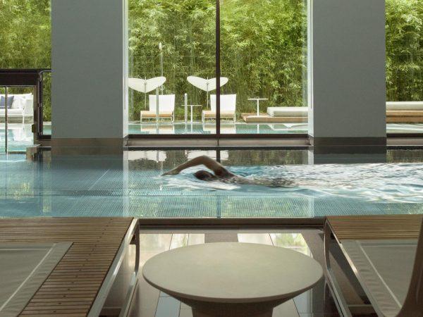 Hotel Royal Savoy Lausanne Pool