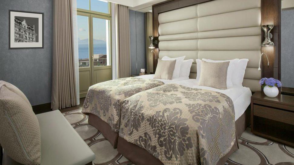 Hotel Royal Savoy Lausanne Premium Room