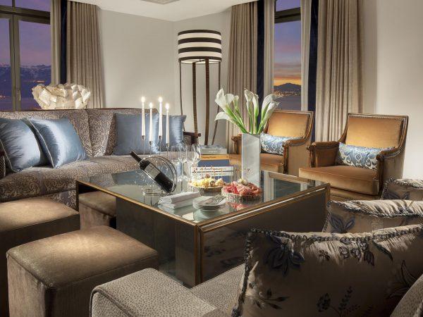 Hotel Royal Savoy Lausanne Royal Savoy Suite