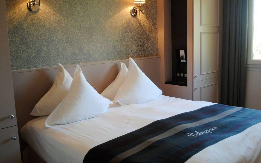 Hotel le Vallon de Valrugues Comfort Room