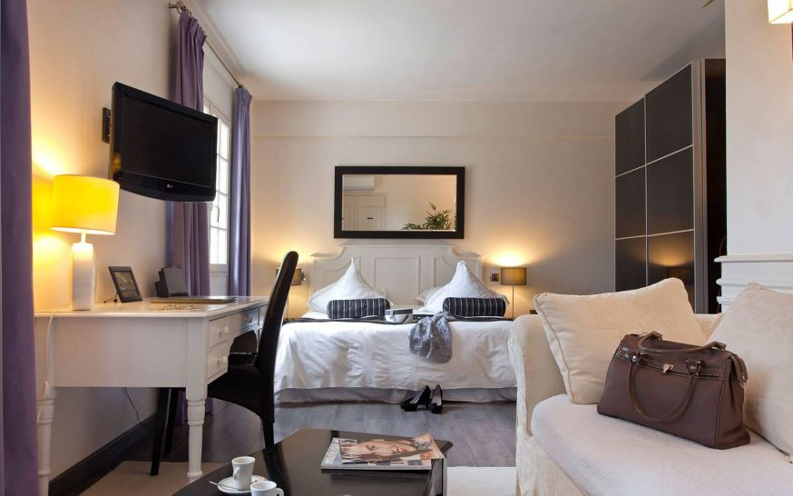 Hotel le Vallon de Valrugues Junior Suite