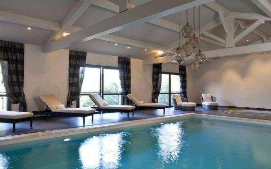 Hotel le Vallon de Valrugues Pool