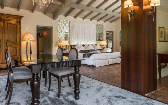 Hotel le Vallon de Valrugues Van Gogh Suite