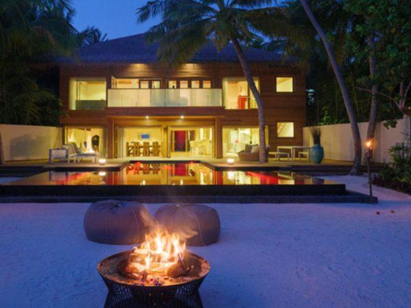 Huvafen Fushi Maldives Cube