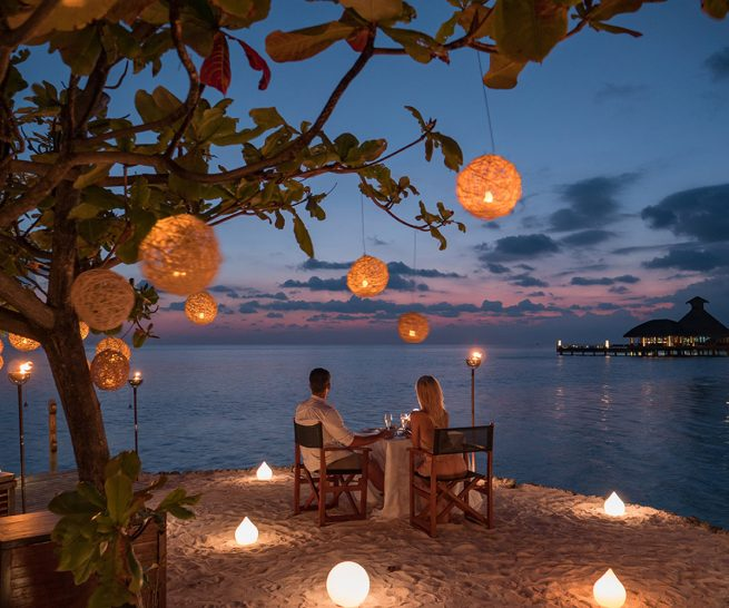 Huvafen Fushi Maldives Destination Dining Experiences