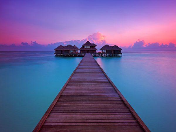 Huvafen Fushi Maldives Front