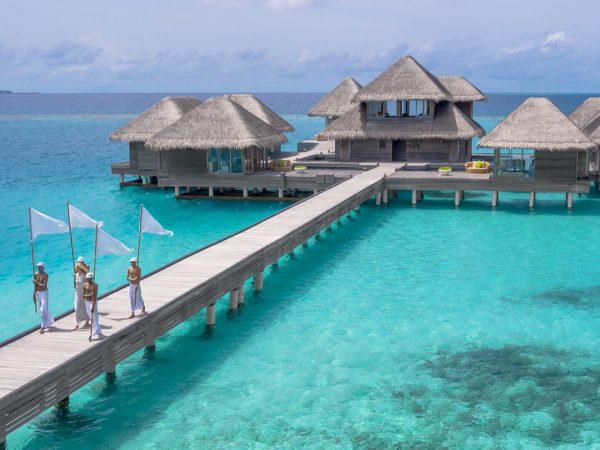 Huvafen Fushi Maldives Front1