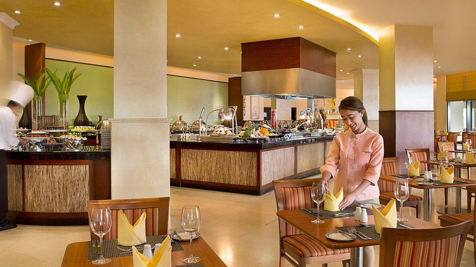 InterContinental Aqaba Corniche Restaurant