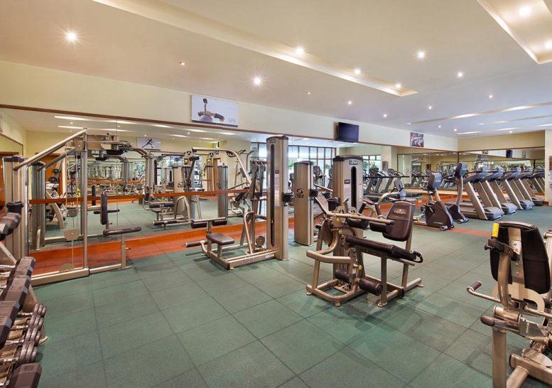 InterContinental Aqaba Gym
