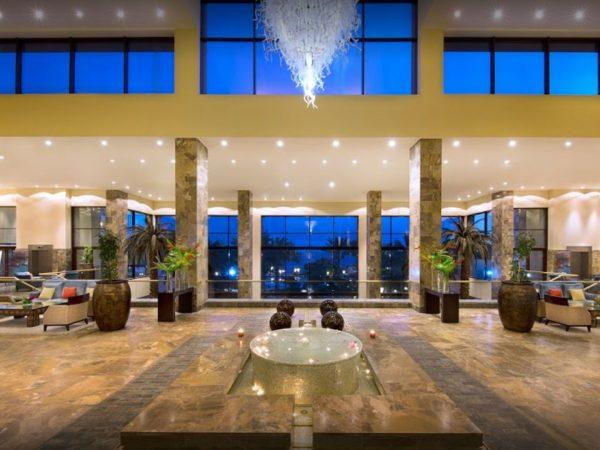 InterContinental Aqaba Lobby