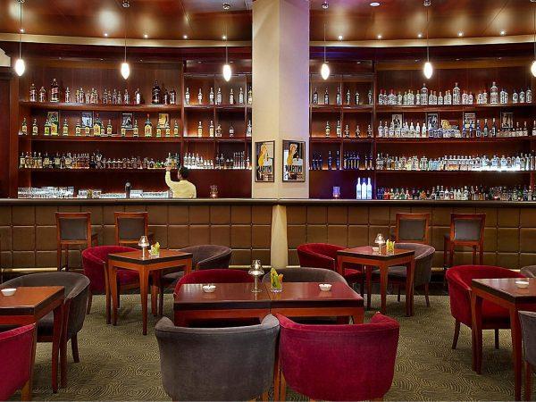 InterContinental Aqaba Martinis Lounge